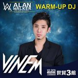 VINEM Live at Alan Walker Live in Taipei 2017 (Warm-Up)