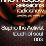 Mo'House Sessions 003 :: Touch of Soul