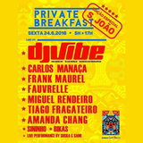 Carlos Manaca LIVE @ Private Breakfast | Oporto, Portugal