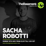 TheBasement Radioshow #097 - Ibiza Global Radio * Sacha Robotti Guest Mix