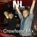 "NL United presents ""Crewfeest 2014 Mix"""