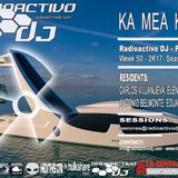 RADIOACTIVO DJ 50-2017 BY CARLOS VILLANUEVA
