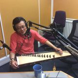 14th June 2017, Tri Nguyen, Vietnamese zither player Live in the Studio