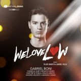 WE LOVE LOW by GABRIEL BONI | LIVE IN PRIVILÈGE JF
