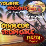 Chaleur Tropicale 25 Juin 2014