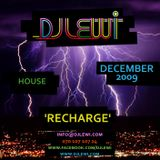 LewiCast #32 - RECHARGE - 11.12.09