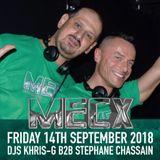 MECX #5 Part 1 Khris-G B2B Stéphane Chassain Live