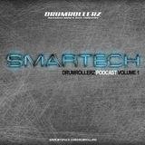 Smartech - DRUMROLLERZ Podcast 001 07.2011