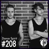 Get Physical Radio #208 mixed by Dance Spirit
