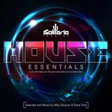 House Essentials Continuous Mix 2 By Dave Soto & Willy San Juan.