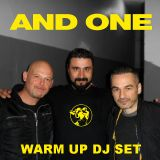 tecnoman sf @ warm up for and one