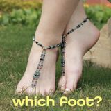 which foot?