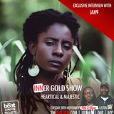 Jah9 Interview the Inner Gold Show with @mikeemajestic @innergold1