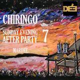 CHIRINGO. SUNDAY EVENING AFTER PARTY VII. Summer 2015