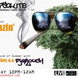 "Rapsolute: Blazing ""Sound of Summer"" with DJ Amber and DJ Grouch 8-July-16"