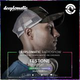 Testone//Deeplomatic Show@Ibiza Global Radio 17.11.2018