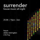 Olly King - August 2017 - Surrender Promo