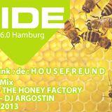 THE HONEY FACTRORY_Clubfunk . de :_H O U S E F R E U N D