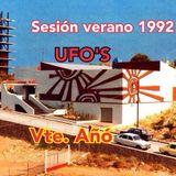 VTE. ANYO  SESIÓN UFO´S 1992