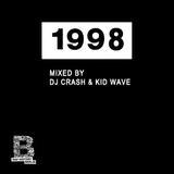 Rap History 1998 Mix by DJ Crash & Kid Wave