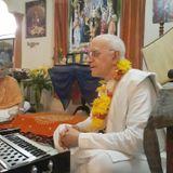 Su Gracia Virabahu Prabhu - Aprendiendo con las almas idóneas
