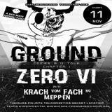Analog Species (Live PA) @ Ground Zero Tekno Camp VI - Krach vom Fach HQ Meppen - 13.11.2017