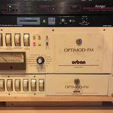 Superstar through Orban 222A/Optimod-FM 8100/XT2 then through CRL Amigo FM