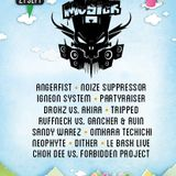 Ruffneck vs Gancher & Ruin - at Elements Festival 2013 - MuSick Stage - #EFL13