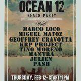 Ocean 12 - 12/02/2015  -  Koh Phangan