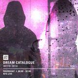 Dream Catalogue w/ 2814 - 16th June 2016