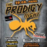 Nefti - Live @ The Prodigy Night Official 29.08.2014 - Montownia / Zduńska Wola
