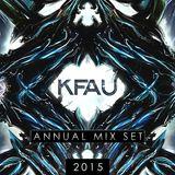 Kfau Annual Mix Set 2015