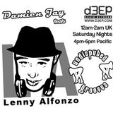 (02 04 2017) Damien Jay Feat Lenny Love Alfonzo On Undisputed Grooves as heard on www.d3ep.com  www.
