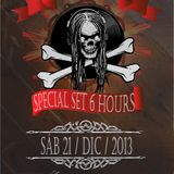 SERGIO JIMENEZ Especial 6 Horas (Part1) 22-12-2013@Sala welcome