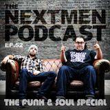 The Nextmen Podcast Episode 52 - Funk & Soul Special