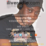Tribute To Kenneth Benjamin aka Mr Fixit 14|08|17
