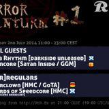 Terrorclown at Terror Tantrum 1 at RtR on 02/07/2014