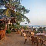 Tiki Bar Weligama Sri Lanka 26th March 2016