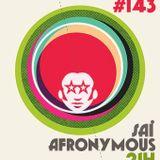 GRAMOTOWN #143-SAI AFRONYMOUS