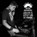 DJ YONOID @ CRO.CAN.TE - PODCAST 22 - DEC 2016