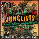 #10 All Junglists - Aromarey Soundklap (12Meses - 12Mixes)