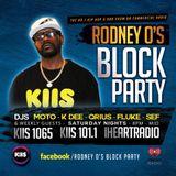 Dj Fluke - KIIS FM - Rodney O's Block Party 28/01/17