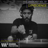 DNBBCAST VOL. 01 - 2018 By DanScience