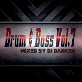 Drum & Bass Vol.7 2017 (Mixed By DJ Darken)
