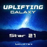 Uplifting Galaxy - Star 21