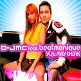 D-JMC - You May Think (feat. Beat Monique) (Infinite Faction Remix)