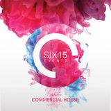Six15 Events// Commercial House