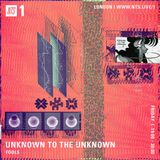 Unknown to the Unknown - 2nd February 2018