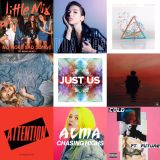 2017 : The Pop Song #25 New Music