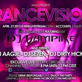 DJ Aagje TranceVision Mix 2013 04 27